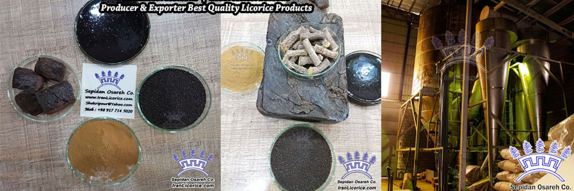 Licorice extracts Products
